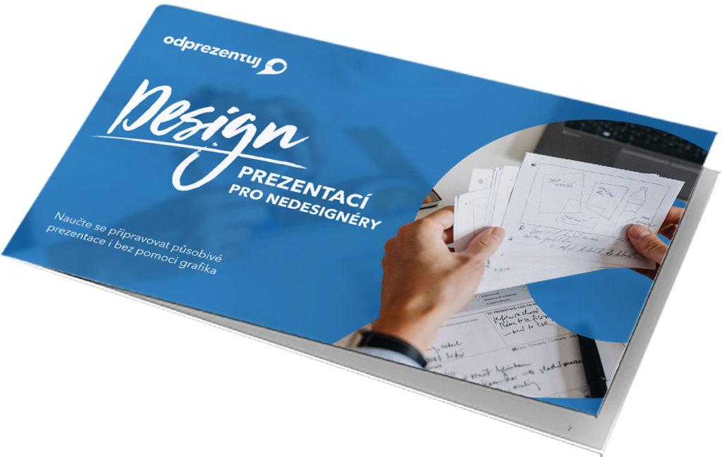 E-book Design prezentací pro nedesignéry